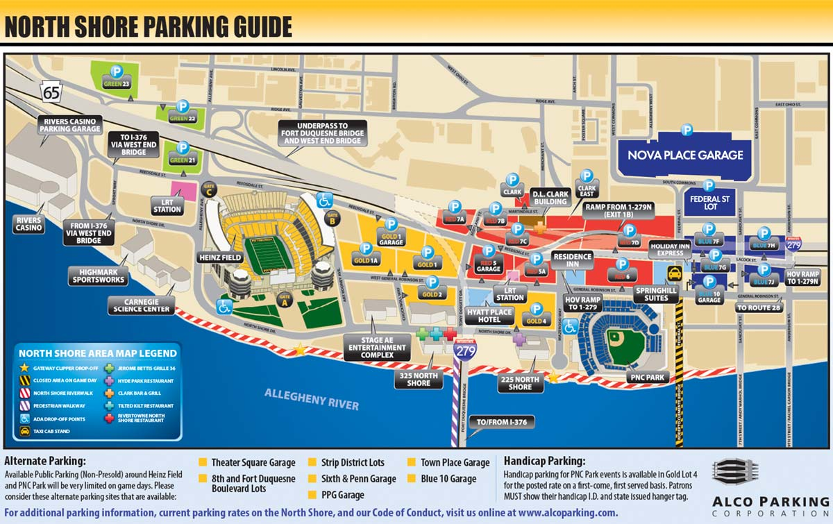 North Shore Parking Guide